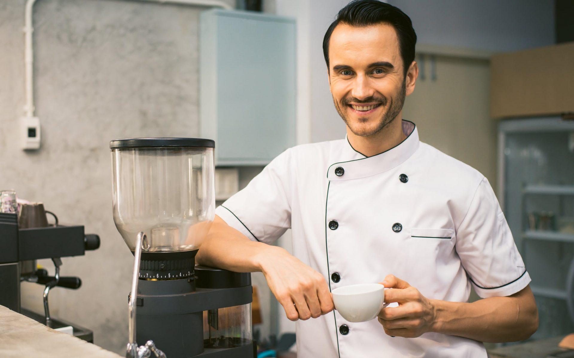 cuisinier café