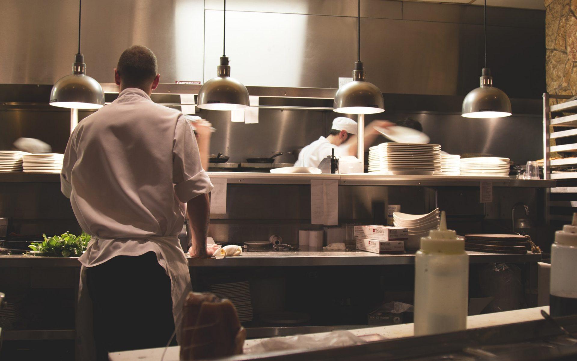 cuisiniers professionnels